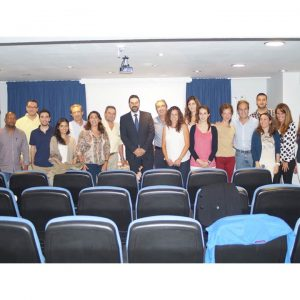 Curso Dr. Pablo Galindo Moreno-Octubre 2013